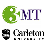 Three Minute Thesis Competition - logo
