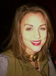 Kristina Partsinevelos - head shot