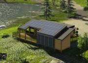 solar house design