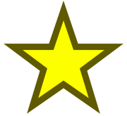 Awards - star