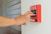 wall fire alarm