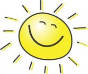 clipart of the Sun