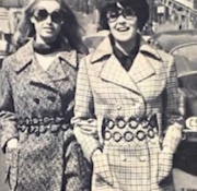 Two women from the 50s