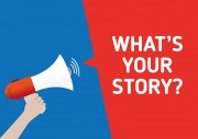 "Horn with ""What's Your Story""?"