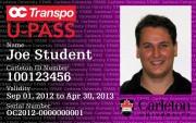 fake U-Pass
