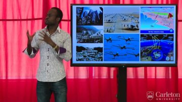 Thumbnail for: 3 Minute Thesis – A Communication Protocol for Drones