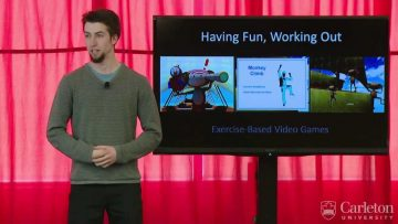 Thumbnail for: 3 Minute Thesis: Having Fun, Working Out