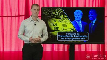 Thumbnail for: 3MT: Trans-Pacific Partnership Free Trade Agreement