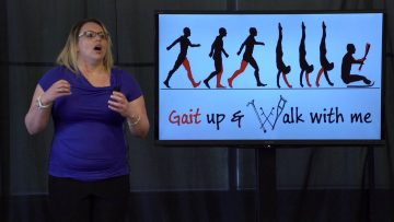 Thumbnail for: Alicia Gal (Systems & Computer Engineering): Gait Up and Walk With Me