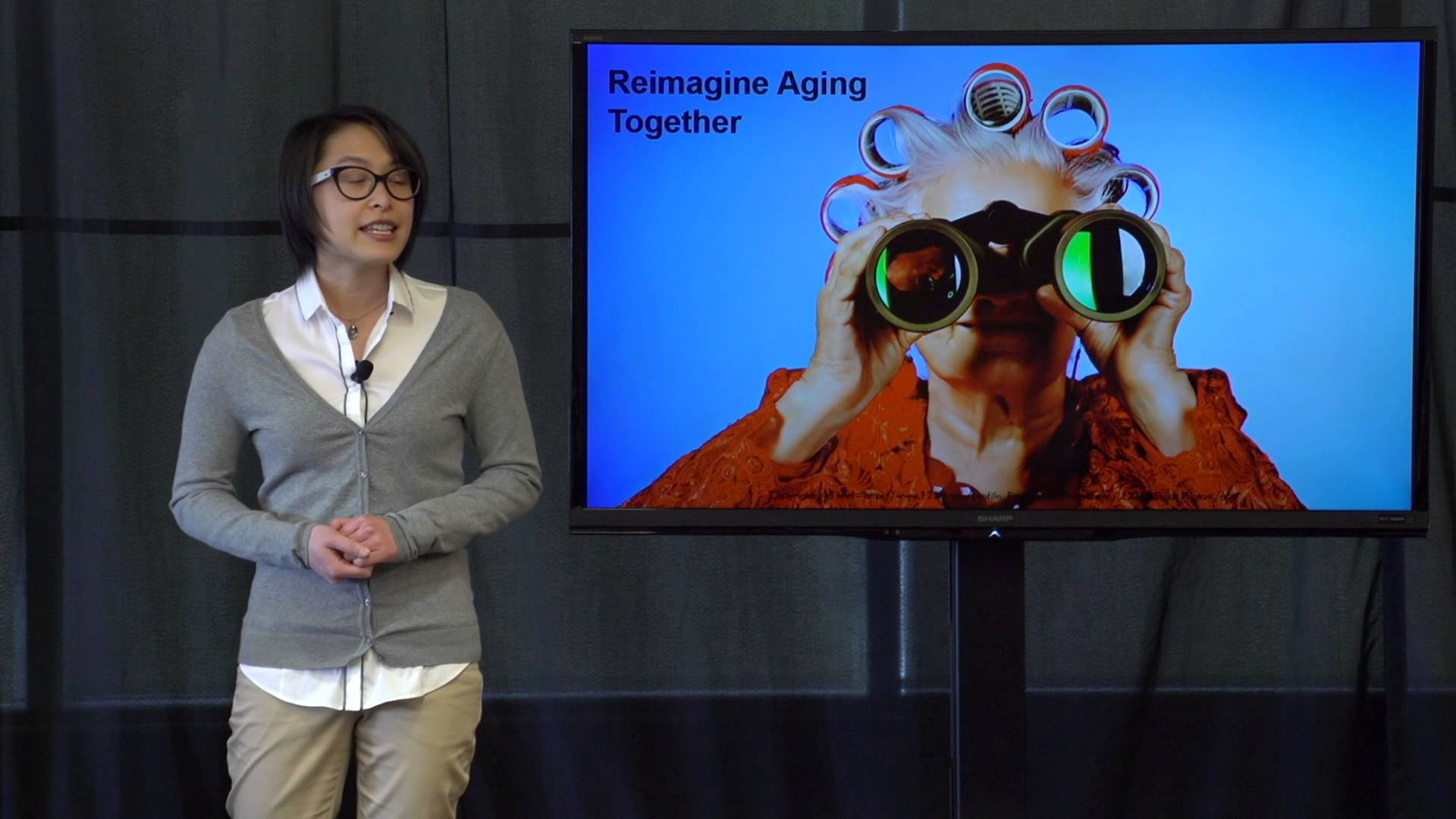 3MT's Sandy Lam on communities to support healthy aging