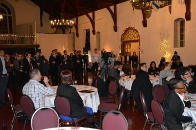 Grad students shine at annual cappa public management case for Cappa annua