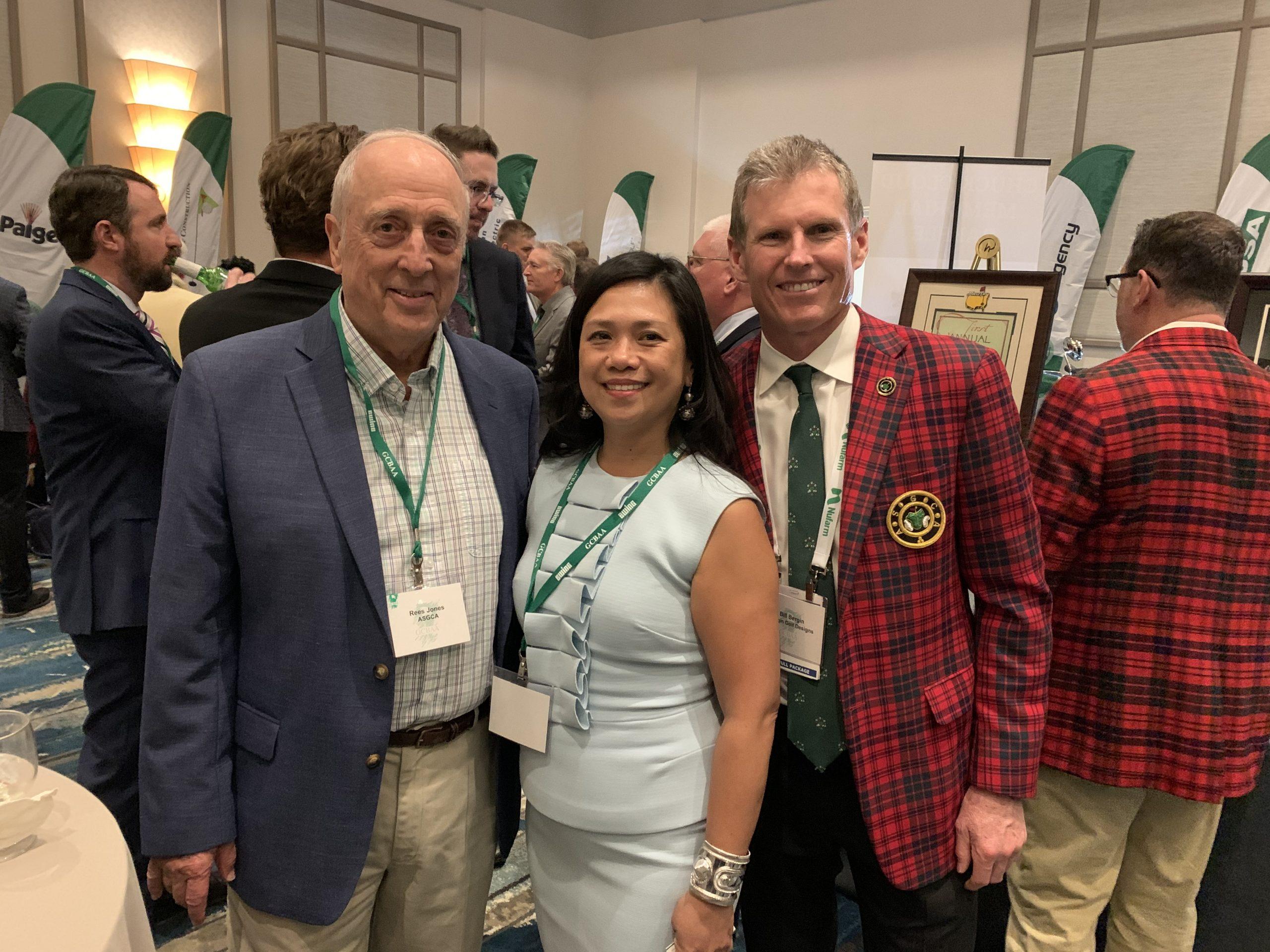 Ferrar at the Golf Industry Show 2020 in Orlando.
