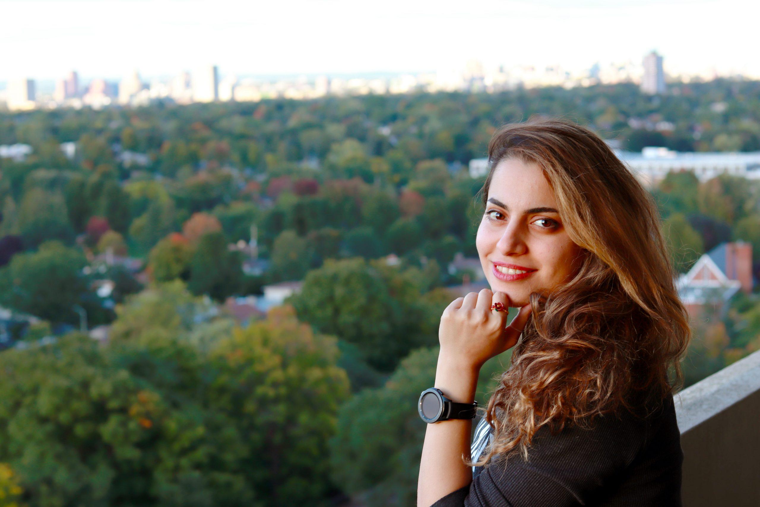 Razieh Mansouri