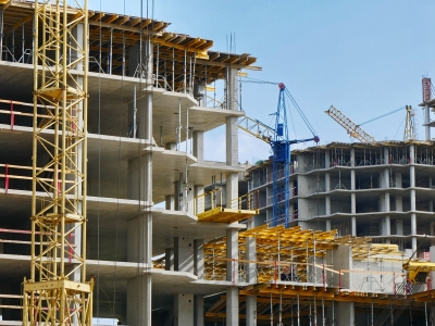 Photo for the news post: Construction News