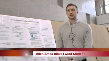 Thumbnail for: CU Grad Students Showcase 'Big Data' Research