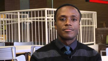 Thumbnail for: Kojo Mintah Hopes His Research Will Help People With Autism