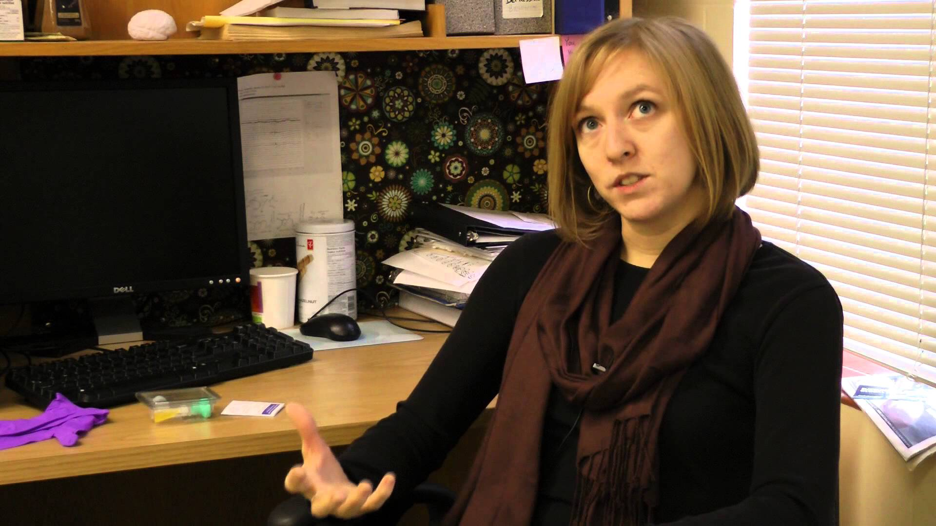 Laura Friberg Explains Her Facebook Research