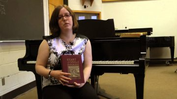 Thumbnail for: Madelaine Morrison Looks at Historical Canadian Music