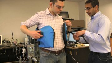 Thumbnail for: Grad Students Design Rehab Robot