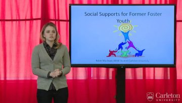 Thumbnail for: 3 Minute Thesis – Social Supports for Former Foster Youth