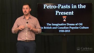 Thumbnail for: Ian Wereley (History): Petro-Performances Past and Present