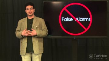 Thumbnail for: Mohamed Abdelazez (Systems & Computer Engineering): Reduction of False Alarms in Medical Devices